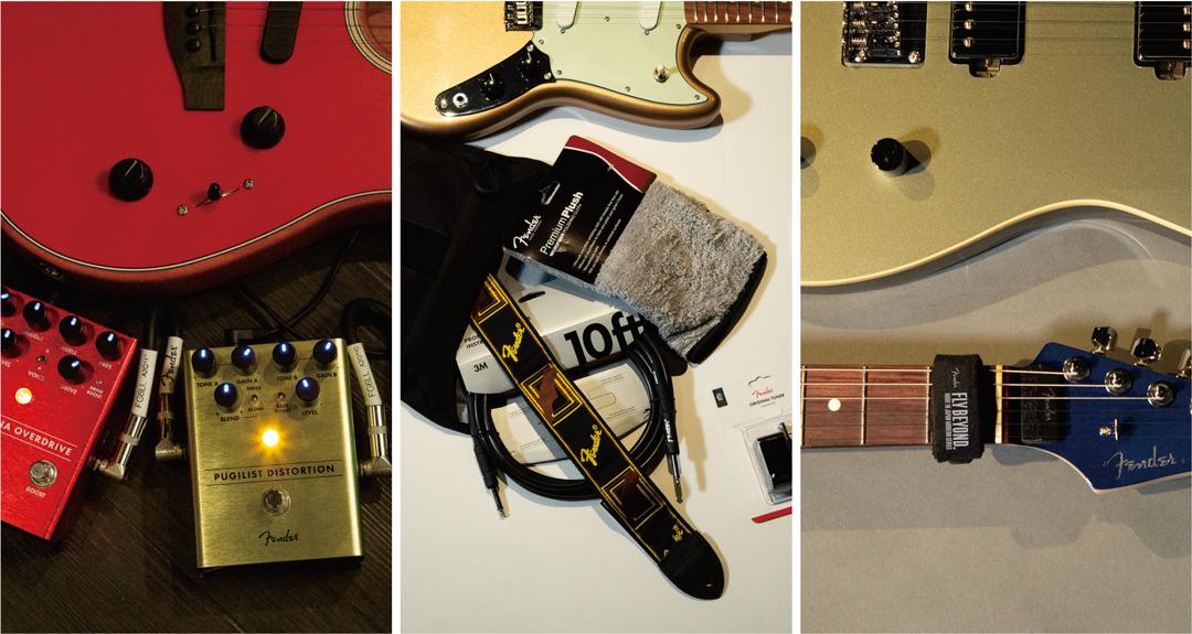 Fender THE AUTUMN-WINTER 2020 CAMPAIGN【イシバシ楽器】