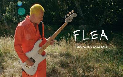 Fender THE FLEA ACTIVE JAZZ BASS
