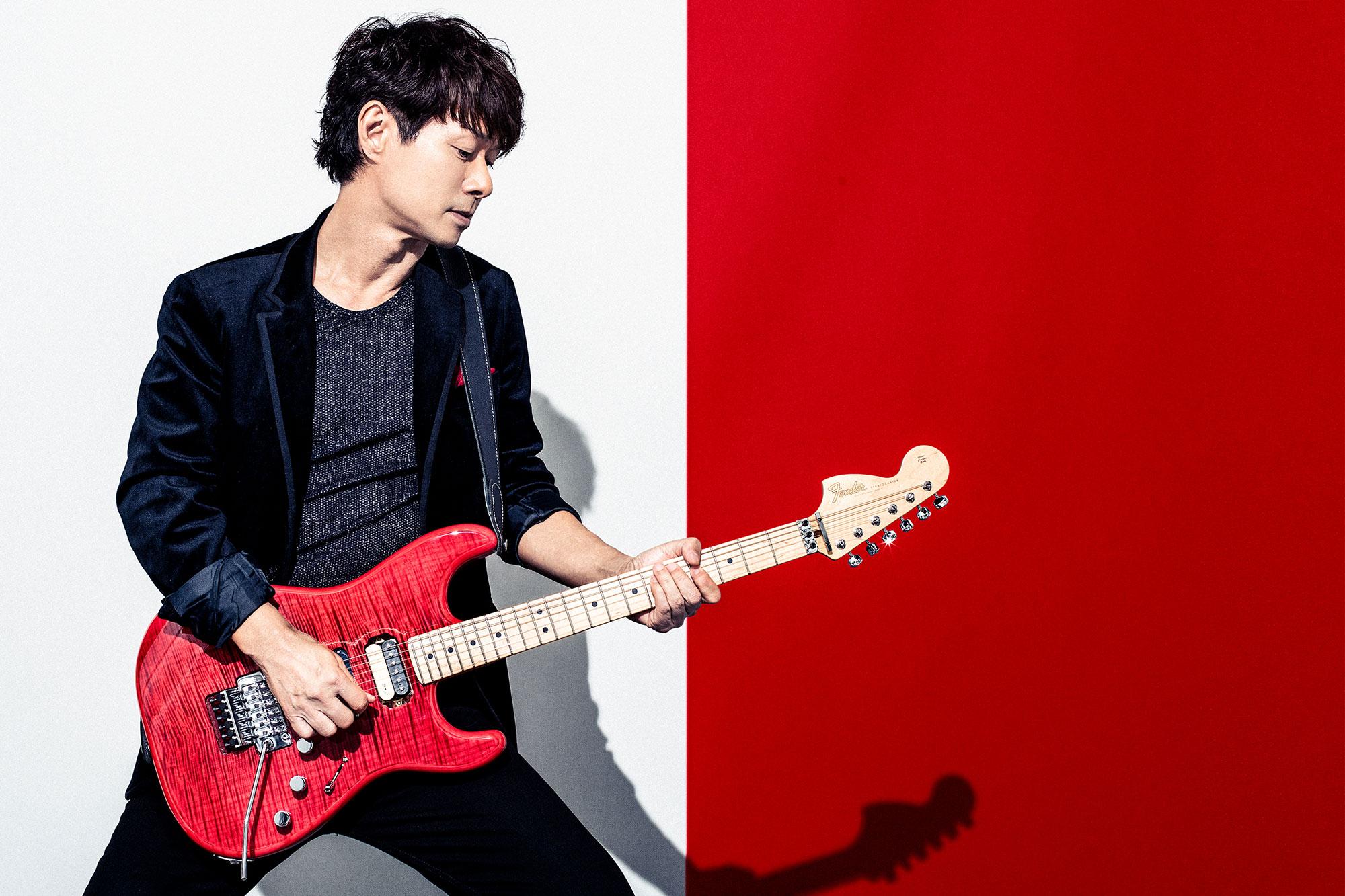 Fender MICHIYA HARUHATA STRATOCASTER(フェンダー 春畑道哉 ストラトキャスター)【イシバシ楽器】