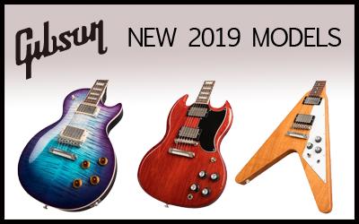Gibson 2019 MODELS