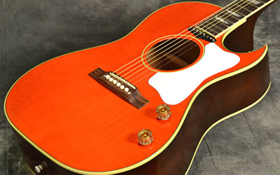 Gibson Acoustic | Tamio Okuda CF-100E Faded Cherry