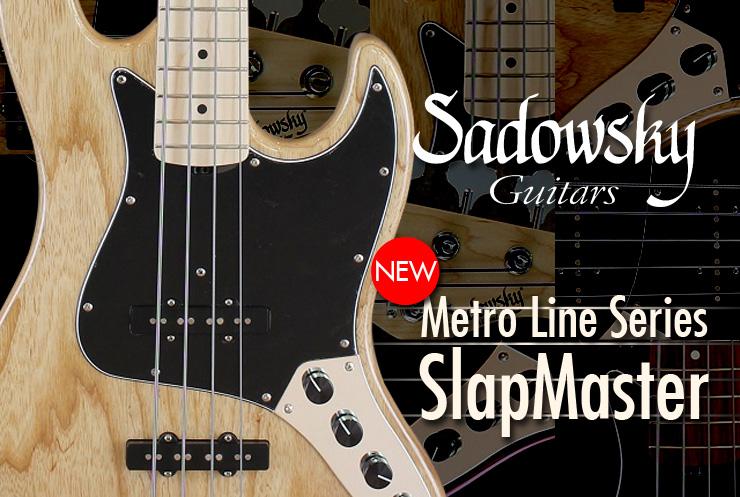 Sadowsky Metro Line Series SlapMaster