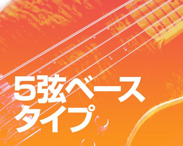 5弦ベースタイプ