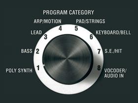 サウンド・プログラム・カテゴリー