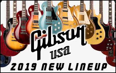 Gibson USA | 2019 Line Up