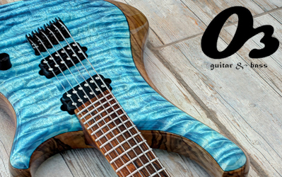 o3 Guitars |御茶ノ水本店
