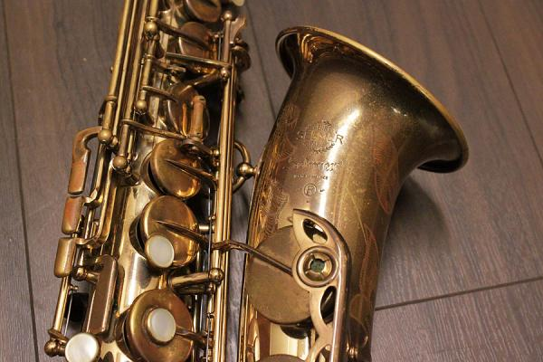 【Vintage Saxophone】H.SELMER MARK6がまたまた入荷しております 記事メイン画像