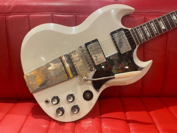 本日入荷のNew Gibson Guitar 二本を紹介するヨ! 記事メイン画像
