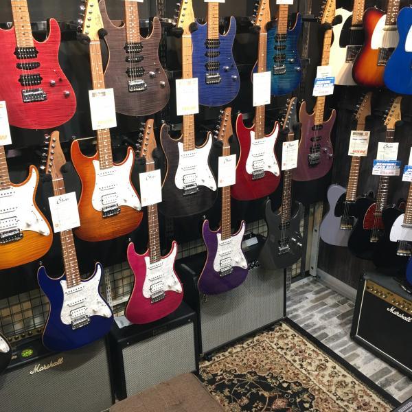 【ここが知りたい!Suhrギター】Suhrの基本と今、アツイ理由【第一回】 記事メイン画像