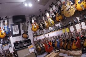 石橋楽器店 横浜店